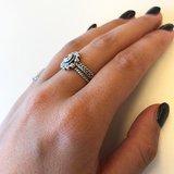 Charmin's ringen zilver 925