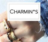 Charmin's ringen staal & gold
