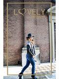 Lovely Amsterdam 15 size 70cm x 210cm_