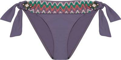 BOHO Bikini Bottom 'Briliant Spacious' Lila