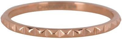 Ring R404 Rosé 'Steel Nefertiti'