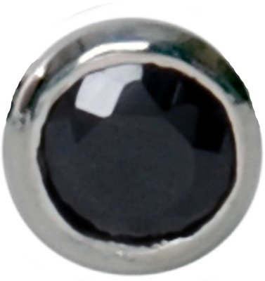 E33 Black 'Round Diamond'