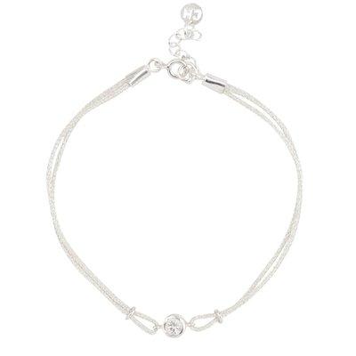 Armband CBR01 Helder Zilver