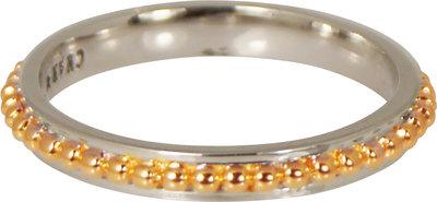 Ring XL79 Dark Gold 'Circle of Trust'