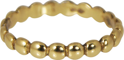 Ring XL69 Gold 'Totally Bubbles'