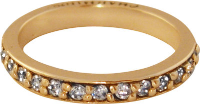 Ring XL67 Gold 'White Engagements'