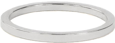 Ring R313 Steel 'Plain'