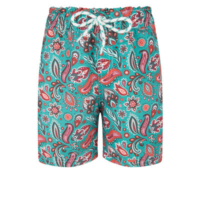 BOHO Shorts Jongens Sea Green
