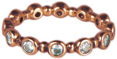 Ring XL76 Rosé Diamond 'Turn Around'