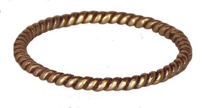 Ring R236 Rosé 'Twisted' Staffelkorting