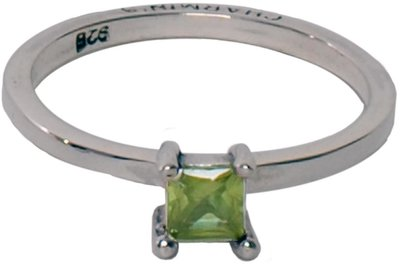 OP=OP Ring R030 Olive 'Classic Diamond' STAFFELKORTING