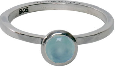 OP=OP Ring R140 Milky Ocean 'Round Diamond' STAFFELKORTING