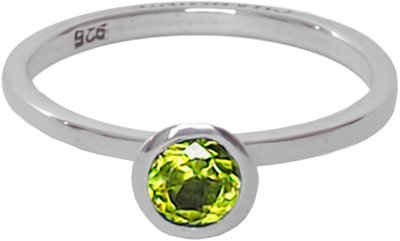 OP=OP Ring R136 Olive 'Round Diamond' STAFFELKORTING