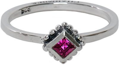 OP=OP Ring R055 Fucsia 'Diamond Ace' STAFFELKORTING