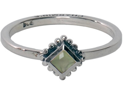 OP=OP Ring R011 Milky Green 'Diamond Ace' STAFFELKORTING