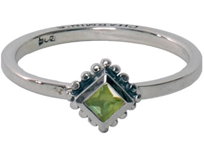 OP=OP Ring R010 Olive 'Diamond Ace' STAFFELKORTING