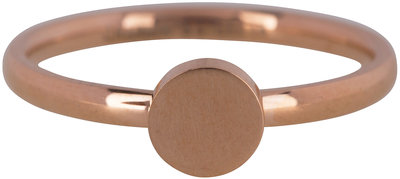 Ring R425 Rosé 'Fashion Seal Medium' Staffelkorting