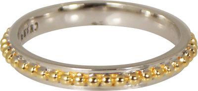 Ring XL77 Light Gold 'Circle of Trust'