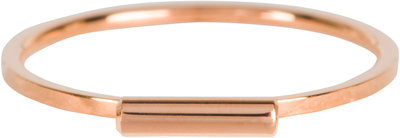 R522 Tube Rose Gold Steel
