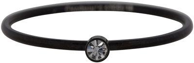 Ring R434 Black 'Shine Bright' 2.0