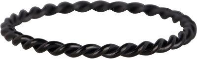 Ring R362 BLACK 'Turning'