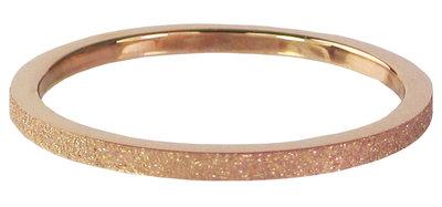 Ring R342 Rosé 'Sanded'