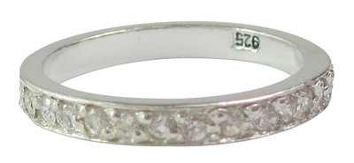 Ring XL31 White 'Engagements Diamond'