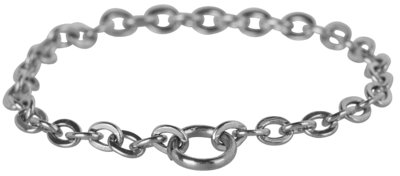 Ring R390 Steel 'Catena'
