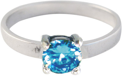 Ring KR32 'Princess Diamond' Ocean