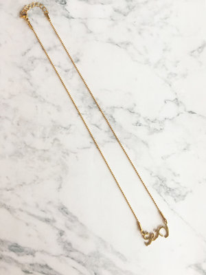 GiveAway Naamketting Sexy Gold