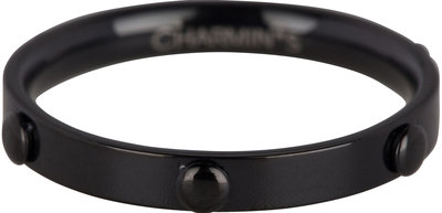 Ring R361 BLACK 'Screw'  Staffelkorting!