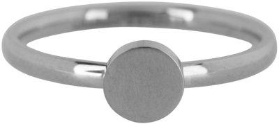 Ring R423 Steel 'Fashion Seal Medium'  Staffelkorting!