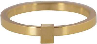 Ring R484 Gold 'Quatre Steel' Staffelkorting