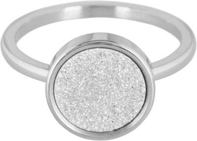 Ring R380 Steel 'Sanded Circkle'  Staffelkorting!