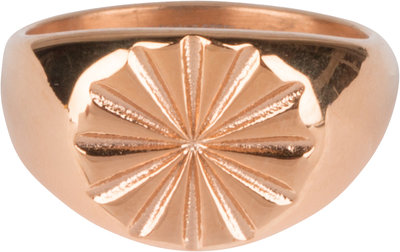 R646 Star Seal Rose Gold Steel