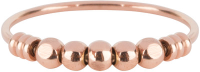 R518 Palm Rose Gold Steel