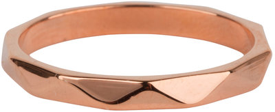 R609 Hooked Rose Gold Steel