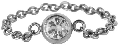 Ring R463 Steel 'Shiny Devotion'