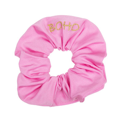 The Boho Scrunchy Rose Pink