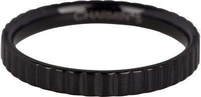 Ring R360 BLACK 'Serrated Steel'