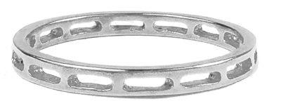 Ring XL82 Steel 'Window'