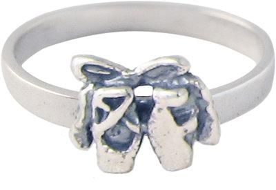 Ring KR45 'Cubic Diamond Balet'