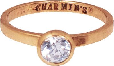 Ring KR50 'Round Diamond' Rosé
