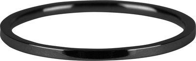 R695 Basic Petite Black Steel