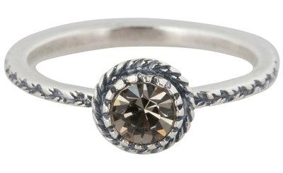 Ring R286 AB 'Crystal Crown'