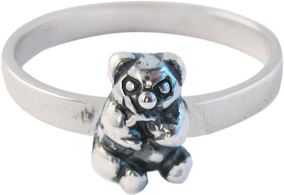 Ring KR17 'Teddy'