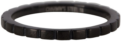 RING R442 BLACK 'STEEL BASICALLY'
