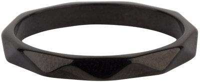R610 Hooked Black Steel