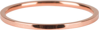 R694 Basic Petite Rose Gold Steel