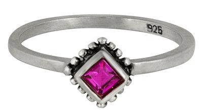Ring R055 Fucsia 'Diamond Ace'